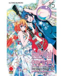 Hallelujah Overdrive - N° 15 - Hallelujah Overdrive - Collana Japan Planet Manga