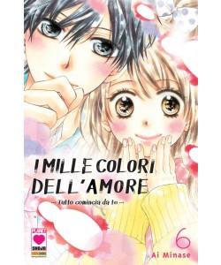 Mille Colori Dell'Amore - N° 6 - I Mille Colori Dell'Amore - Manga Dream Planet Manga