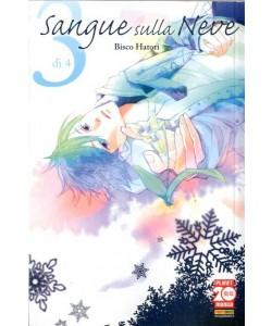 Sangue Sulla Neve - N° 3 - Sangue Sulla Neve (M4) - Manga Heart Planet Manga