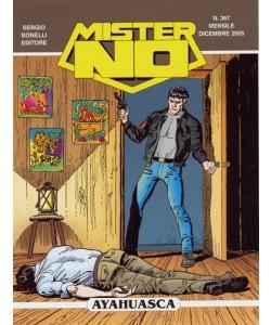 Mister No - N° 367 - Ayahuasca - Bonelli Editore