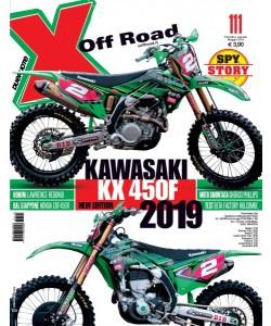 X OFF ROAD N. 0111