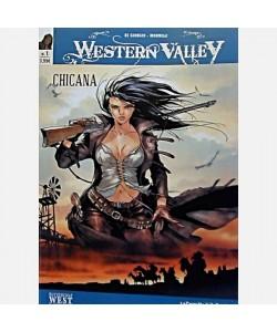 Gli albi del West - Western Valley