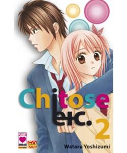 Chitose Etc. - N° 2 - Chitose Etc. 2 - Manga Love Planet Manga