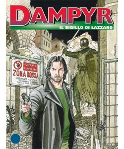 Dampyr - N° 155 - Il Sigillo Di Lazzaro - Bonelli Editore