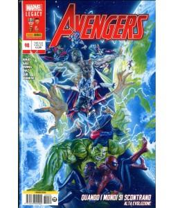 Avengers - N° 98 - Marvel Legacy Avengers - Marvel Legacy Avengers Marvel Italia