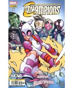 Champions - N° 5 - Champions - Marvel Italia
