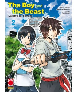 Boy And The Beast (M4) - N° 2 - L'Allievo Del Demone - Manga Storie Nuova Serie Planet Manga