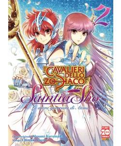 Cavalieri Zodiaco Saintia Sho - N° 2 - Cavalieri Dello Zodiaco Saintia Sho - Manga Legend Planet Manga