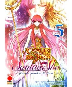 Cavalieri Zodiaco Saintia Sho - N° 5 - Cavalieri Dello Zodiaco Saintia Sho - Manga Legend Planet Manga