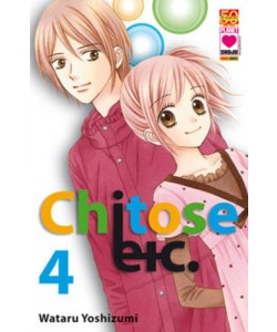 Chitose Etc. - N° 4 - Chitose Etc. 4 - Manga Love Planet Manga