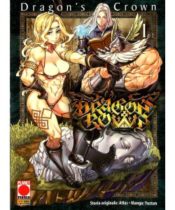 Dragon'S Crown (M2) - N° 1 - Dragon'S Crown (M2) - Manga Superstar Planet Manga