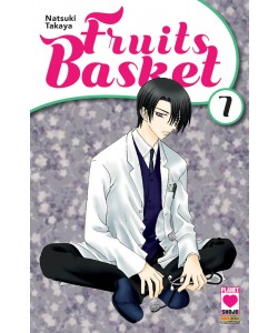 Fruits Basket - N° 7 - Fruits Basket - Manga Kiss Planet Manga
