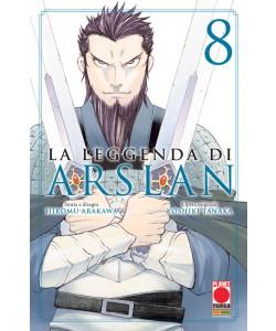 Leggenda Di Arslan - N° 8 - Leggenda Di Arslan - Senki Planet Manga