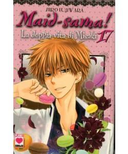Maid-Sama! - N° 17 - La Doppia Vita Misaki (M18) - Manga Kiss Planet Manga