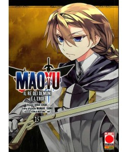Maoyu (M18) - N° 13 - Il Re Dei Demoni E L'Eroe - Manga Icon Planet Manga