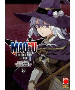 Maoyu (M18) - N° 14 - Il Re Dei Demoni E L'Eroe - Manga Icon Planet Manga
