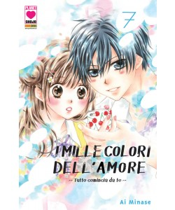 Mille Colori Dell'Amore (M9) - N° 7 - Manga Dream 155 - Planet Manga