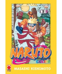 Naruto Color - N° 38 - Naruto Color - Planet Manga