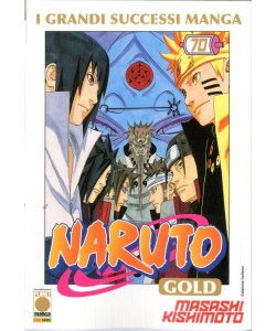 Naruto Gold - N° 70 - Naruto Gold - Planet Manga