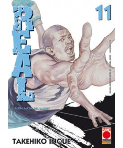Real - N° 11 - Real - Manga Graphic Novel Planet Manga