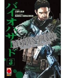 Resident Evil - N° 3 - Marhawa Desire - Akuma Planet Manga