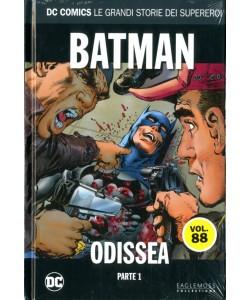 Dc Comics Le Grandi Storie... - N° 88 - Batman: Odissea 1 - Rw Lion