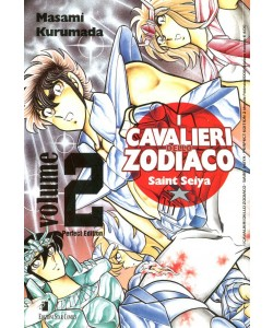 Cavalieri Zodiaco - N° 2 - Saint Seiya Perfect Edition (M22) - Star Comics