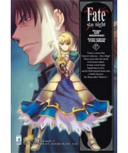 Fate Stay Night - N° 17 - Fate Stay Night - Zero Star Comics
