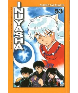 Inuyasha - N° 53 - Inuyasha (M56) - Neverland Star Comics