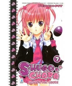 Shugo Chara! - N° 7 - Shugo Chara! (M12) - Star Comics