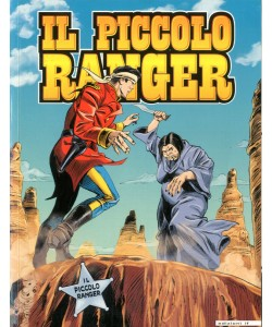 Piccolo Ranger - N° 67 - La Belva Umana/A Mosca Cieca! - If Edizioni