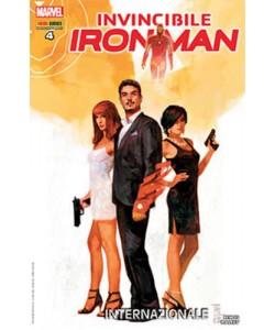 Iron Man - N° 40 - Invincibile Iron Man 4 - Invincibile Iron Man Marvel Italia