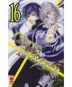 Code Breaker - N° 16 - Code Breaker - Manga Superstars Planet Manga