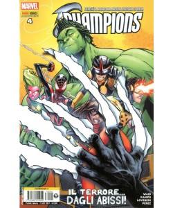Champions - N° 4 - Champions - Marvel Italia