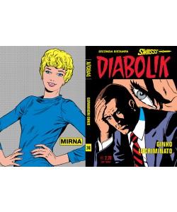 Diabolik Swiisss - N° 246 - Ginko Incriminato - Astorina Srl