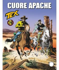 Tex Gigante - N° 691 - Cuore Apache - Bonelli Editore