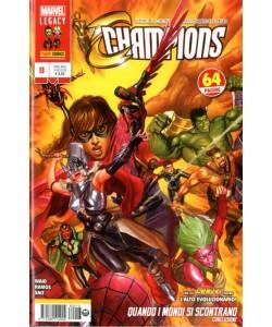Champions - N° 13 - Champions - Marvel Italia