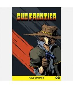 Capitan Harlock gun frontier