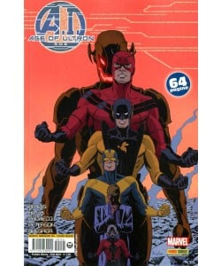 Marvel Miniserie - N° 144 - Age Of Ultron 6 (M6) - Cover Heroic - Age Of Ultron Marvel Italia