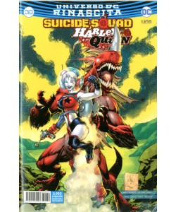 Suicide Squad/Harley Quinn - N° 52 - Suicide Squad/Harley Quinn 30 - Rw Lion