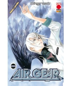 Air Gear - N° 26 - Air Gear (M37) - Manga Superstars Planet Manga