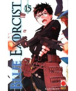 Blue Exorcist - N° 15 - Manga Graphic Novel 103 - Planet Manga