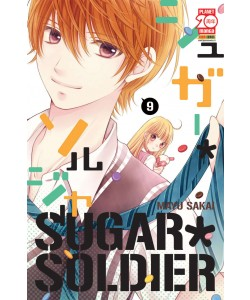 Sugar Soldier - N° 9 - Sugar Soldier - Manga Dream Planet Manga