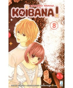 Koibana! - N° 8 - Koibana! 8 (M10) - Shot Star Comics