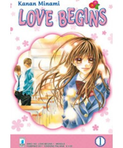 Love Begins - N° 1 - Love Begins (M15) - Amici Star Comics