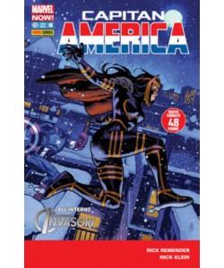 Capitan America (Marvel Now!) - N° 16 - Capitan America E I Nuovissimi Invasori - Capitan America Marvel Italia