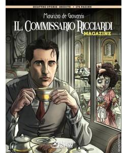 Avventura Magazine - N° 6 - Il Commissario Ricciardi Magazine 2018 - 2018 Bonelli Editore