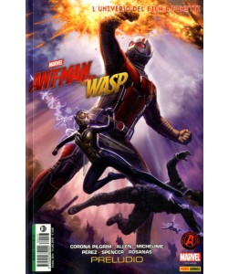 Marvel Special Nuova Serie - N° 23 - Marvel'S Ant-Man And The Wasp Preludio - Marvel Italia