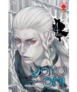 Yoku-Oni Desideri Diabolici - N° 4 - Yoku-Oni Desideri Diabolici - Manga Superstars Planet Manga
