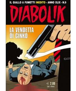 Diabolik Anno 49 - N° 9 - La Vendetta Di Ginko - Diabolik 2010 Astorina Srl